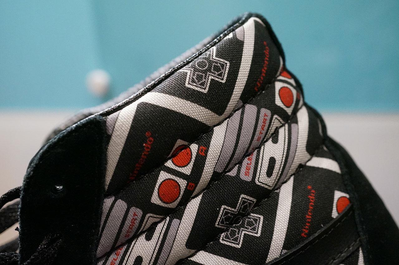Vans Nintendo SK8-Hi Reissue